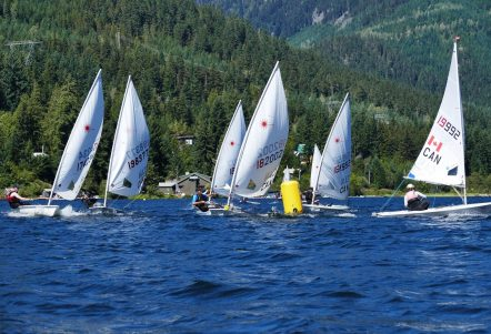 BC Circuit Regatta Returns to Alta Lake Aug 28-29